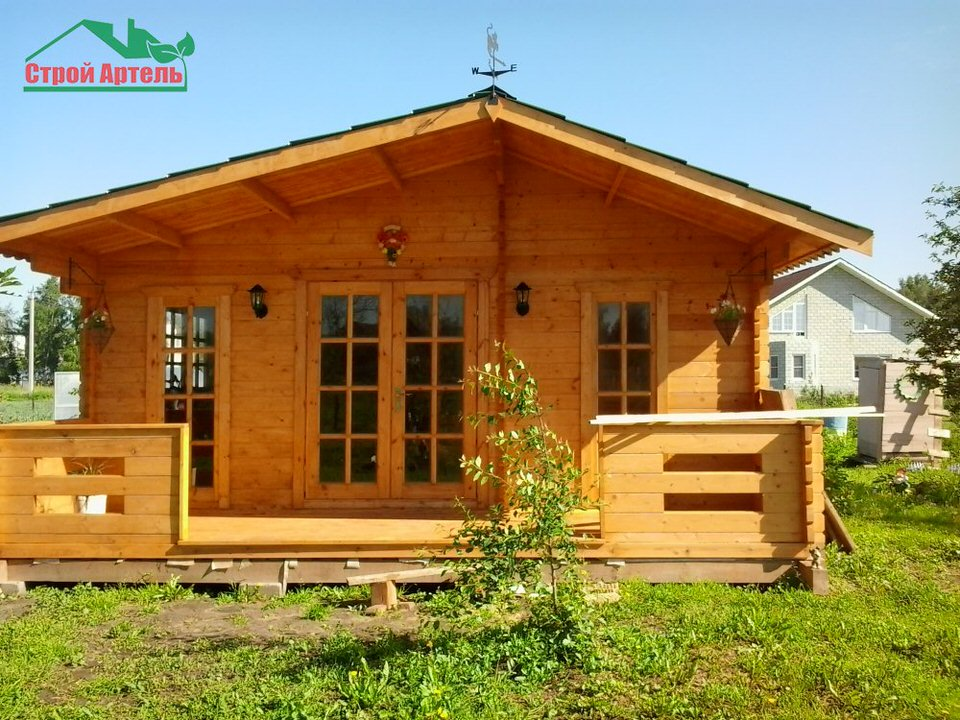 Построить дом в ярославле под ключ недорого цена